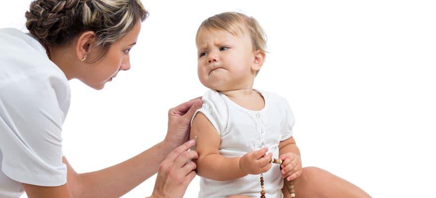vaccins bébé