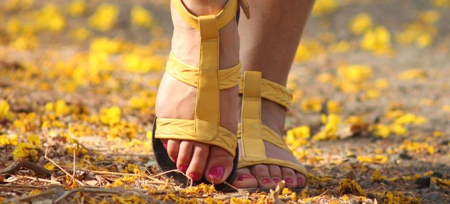 chaussure femme enceinte